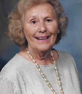 Gertrude Olson